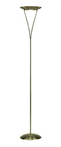 Opus Floor Lamp Antique Brass OPU4975 (133280)